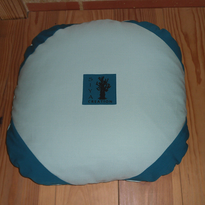 Coussin Made in France Coton Bio Epeautre Bio