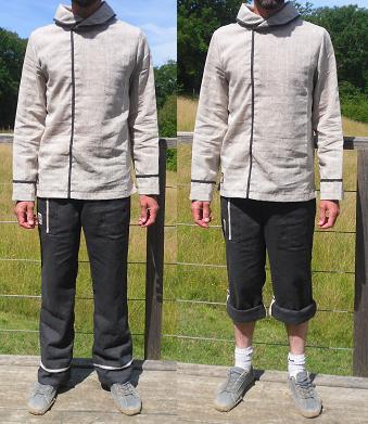Vêtements Homme - Chanvre et coton bio