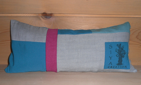 Coussin méditation Yoga Bio Made in France